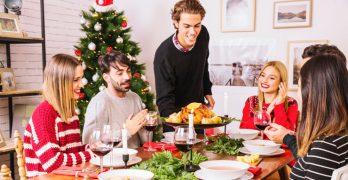 Controla tu peso en Navidad