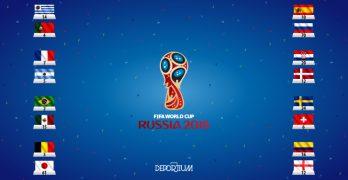 Octavos de final del Mundial Rusia 2018