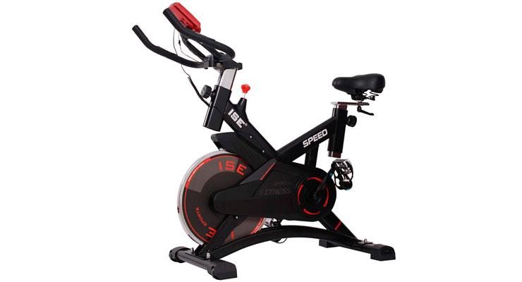 Comprar bicicleta estática ISE Bicicleta Estática de Spinning Profesional