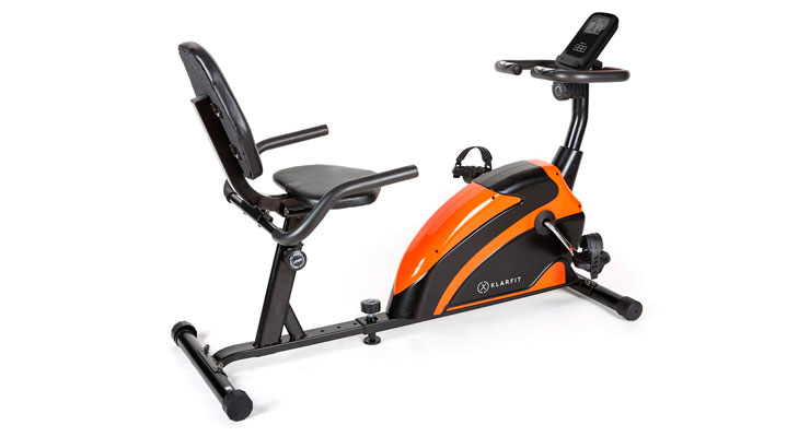 Comprar bicicleta estática Klarfit Relaxbike 6.0