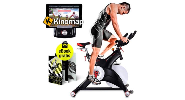 Comprar bicicleta estática Sportstech SX500 Bicicleta Indoor